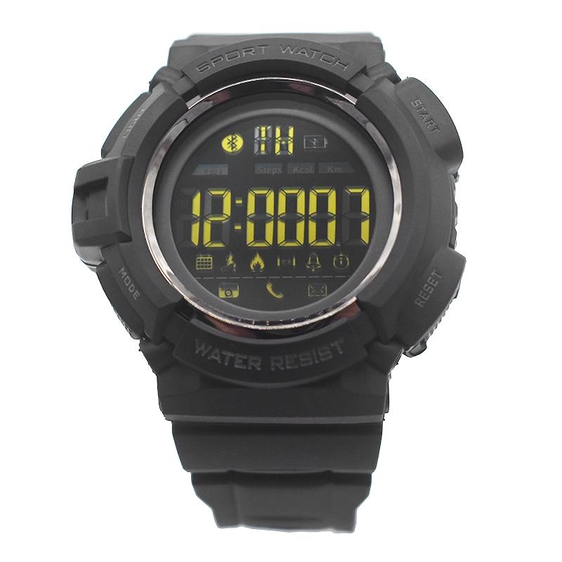 Bounabay водонепроницаемые наручные часы для мужчин digitais часы Бег мужские человек ES часы тенденции моды Дайвинг <font><b>Saat</b></font> Открытый Качество