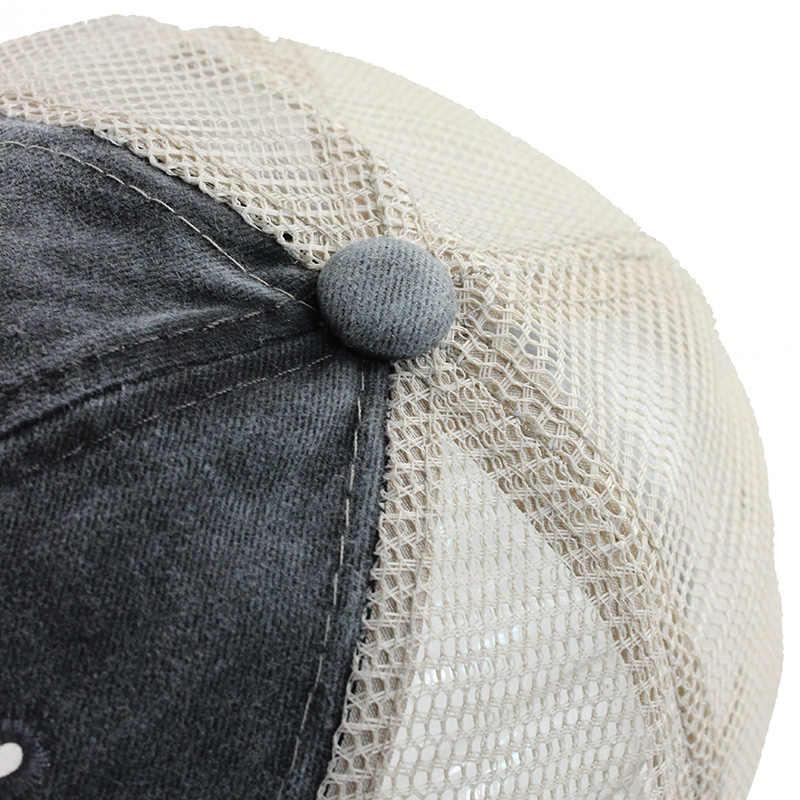[FLB] جديد الرجال قبعة بيسبول طباعة الصيف كاب رياضي شبكة القبعات للرجال النساء Snapback Gorras Hombre قبعات للآباء عادية الهيب هوب قبعات F166