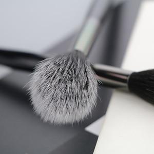 Image 3 - Beili 1 Stuk Zwart Professionele Synthetische Make Up Kwasten Markeerstift Blending Blush Wenkbrauw Eyeliner Make Up Borstels
