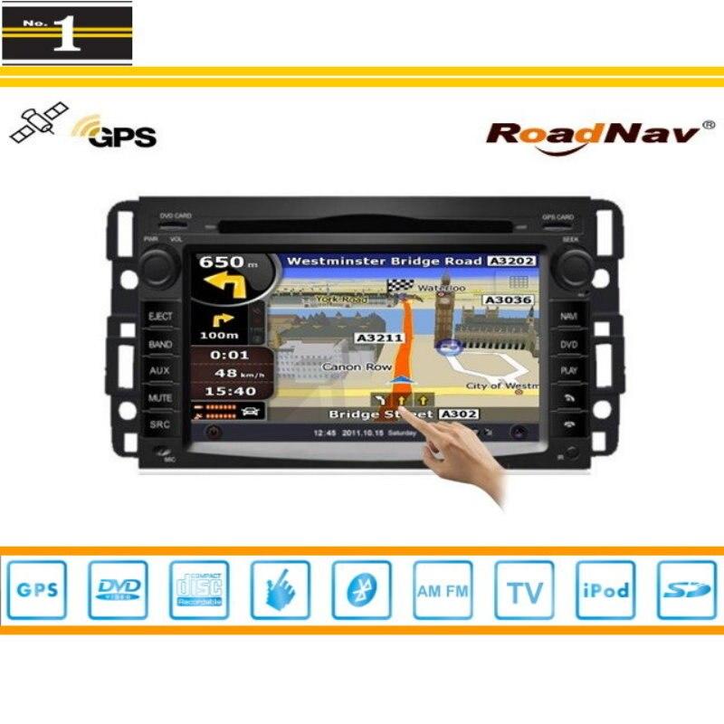 Android Car Multimedia Para GMC Savana Sierra Youkon Radio CD Reproductor de DVD