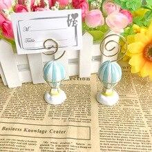 10 шт./лот)+ свадебные принадлежности для украшения стола воздушный шар держатель карточки с именем гостя держатели для фотографий для предродовой вечеринки