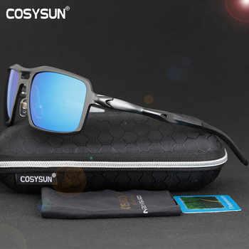 COSYSUN Brand Polarized Sunglasses Men Driving Sun Glasses Polaroid Brand Designer Men Sunglasses Gafas de sol masculino 9612 - DISCOUNT ITEM  50% OFF All Category