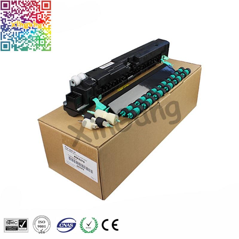 220V XG Fuser Assembly Fuser Unit for Lexmark X850 X852 X854 X860 X862 X864 New Fixing Assembly Maintenance Kit High Quality x850h21g toner cartridge chip for lexmark x850 x852 x854 x 850 852 854 x850e laser printer powder refill reset counter chips 35k