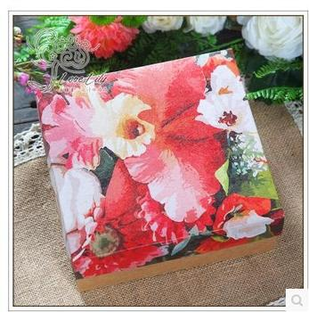 Wedding Party Candy Supplies Romantic Candy Box For Wedding Decoration Flower Candy Box Paper Favors Gifts Boxes Favors Supply