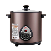 220V 4L Black Garlic Fermenter Electrical Black Garlic Ferment Machine Household DIY Automatic Zymolysis Pot Maker
