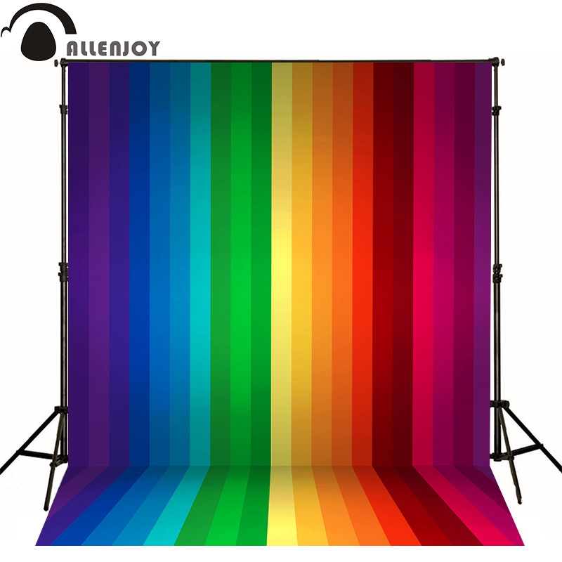 AllEnjoy photography backdrops Interesting rainbow colored wood kids photo backgrounds photographic studio professional fabric allenjoy photography backdrops floor mosaic texture red sand kids photo backgrounds vinyl photocall professional fabric simple