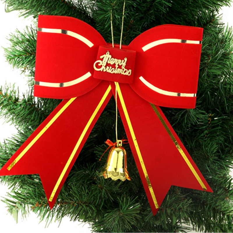 Aliexpress.com : Buy 1 X Christmas Tree Tie On Bow