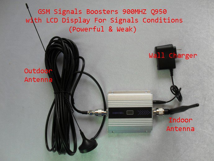 10 м кабель + Телевизионные антенны GSM 900 мГц повторитель сигнала мобильного телефона Усилители домашние ячейки сигнала GSM усилитель 900 мГц ре…