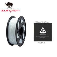 ФОТО  pla 1.75 mm premium 3d printer filament  1kg plastic rubber consumables material