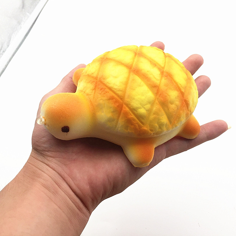 Squishy Turtle Kawaii Wholesale Squishies Slow Rising Jumbo Animal Squeeze Toys For Kids Mobile Phone Charm Straps Stress Relief
