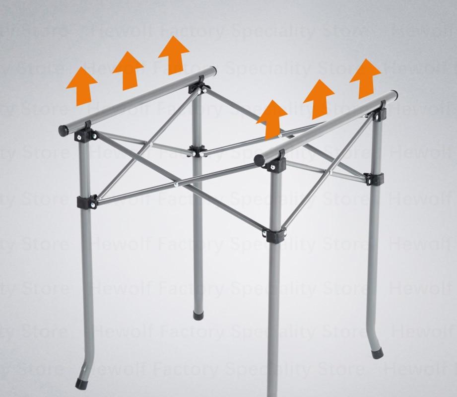 Cadeira de Pesca de Aço Confortável de Aço Inoxidável Nova
