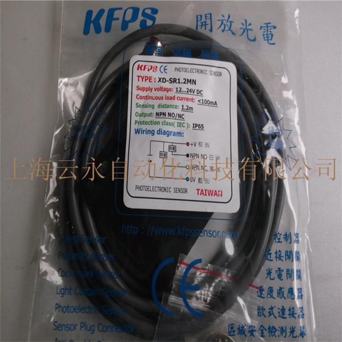 все цены на new original XD-SR1.2MN  Taiwan  kai fang KFPS photoelectric sensor онлайн