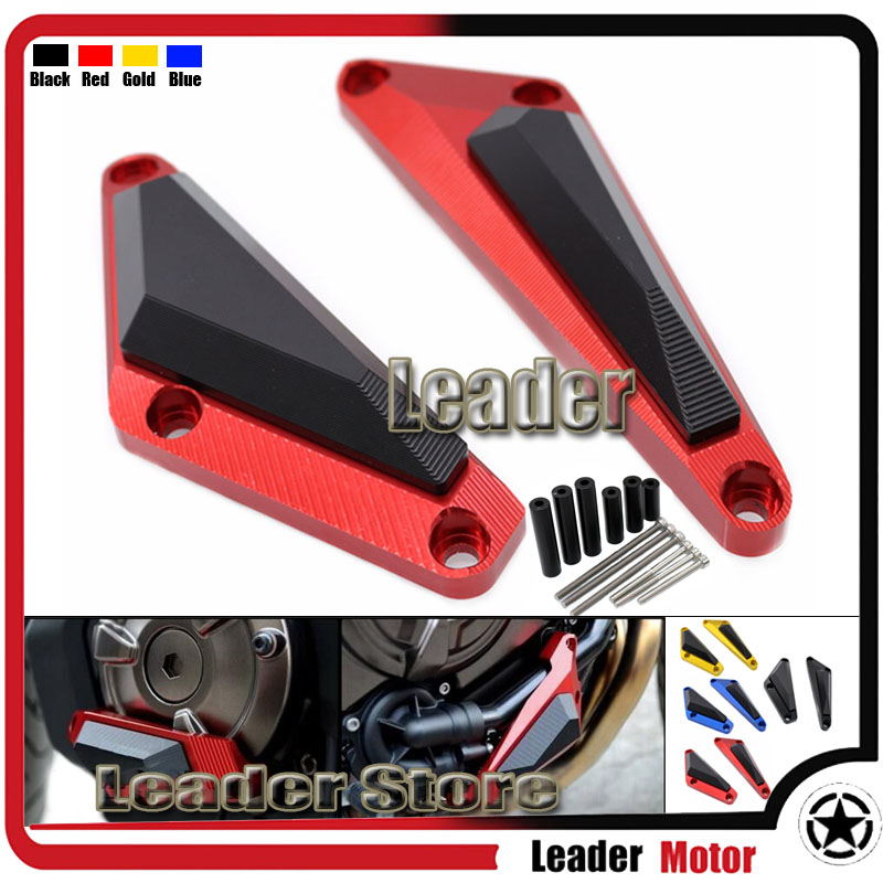 Подробнее о For YAMAHA MT-07/ FZ-07 MT07/FZ07 2014-2016 Motorcycle Accessories CNC Aluminum Engine Protector Guard Cover Frame Slider Red for yamaha mt07 fz07 mt 07 fz 07 2014 2015 red motorcycle cnc aluminum front fork tube slider cover