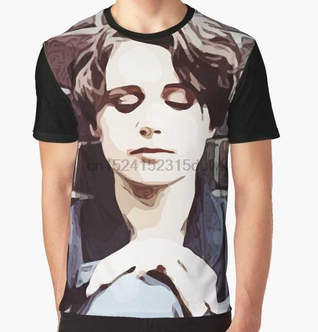 All Over Print T-Shirt Men Funy tshirt Elizabeth Fraser Cocteau Twins fan art Short Sleeve O-Neck Graphic Tops Tee women t shirt