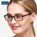 DFMING Óculos de armação óculos de armação homens mulheres vidros do olho óptico armação de óculos oculos de grau prescrição óculos de computador
