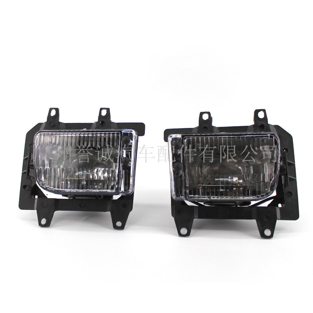 Automobile fog lamp assembly for BMW 3 series E30 fog lamp front pole lamp anti fog