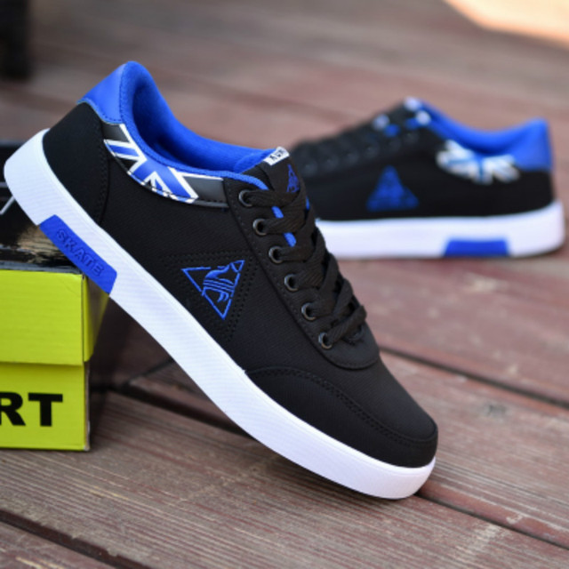 Brand Men Casual Shoes Breathable Lace-Up Walking Shoes Tenis Masculino Adulto Lightweight Comfortable Mesh Men Sneakers Shoes