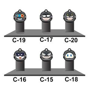 Image 2 - Pendrives USB Flash Drive 32GB lindo dibujos animados 64GB personalizado Mini memoria Flash Stick para regalo de cumpleaños de pareja