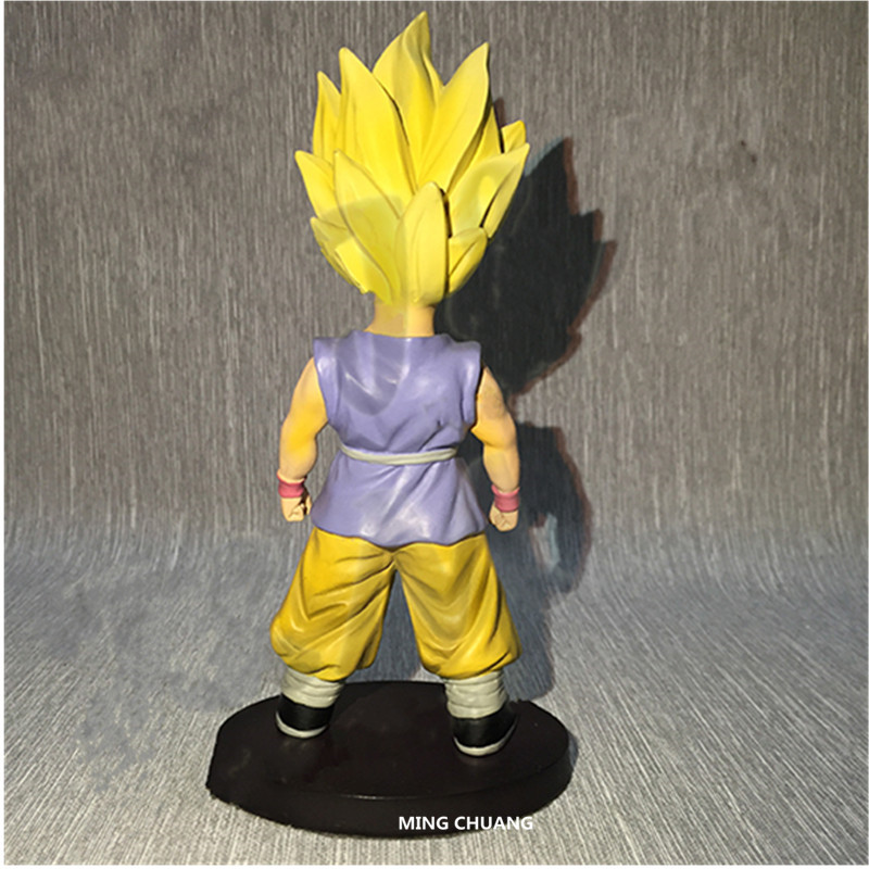 Dragon Ball Z Statue Super Saiyan Bust Son Goten Full-Length Portrait Goku  Sons GK Action Figure Collectible Model Toy BOX D530