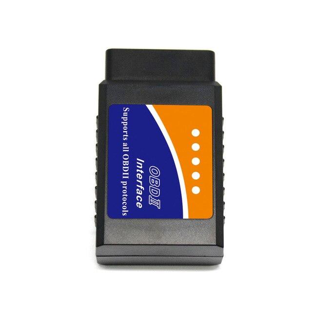 Pic18f25k80 ELM327 V1.5 Wi-Fi Bluetooth Obd2 OBD 2 1.5 диагностики авто код сканер как EasyDiag диагностики авто сканер ELM 327 - Цвет: bluetooth