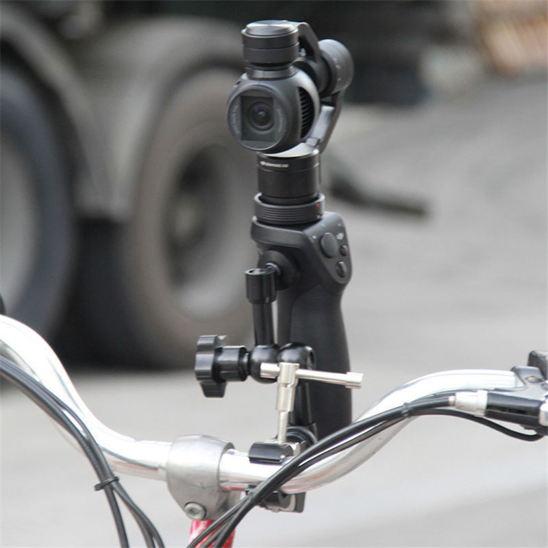 DJI-Osmo-Bike-Bicycle-Mount-Clamp-Tripod-Stabilizer-Bracket-for-Handheld-Gimble