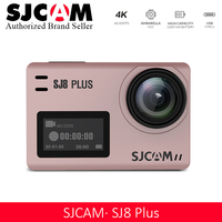 Оригинальный SJCAM SJ8 Plus 2,33 ips сенсорный экран 4 K 30fps wifi экшн камера поддерживает Водонепроницаемость Спорт DV