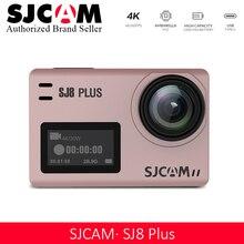 "Original SJCAM SJ8 Plus 2.33"" IPS Touch Screen 4K 30fps WIFI Action Camera Support Waterproof Sports DV"