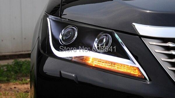 2012-13 il Camry Aurion TOYOTA LD V2 üçün LED şeridi - Avtomobil işıqları - Fotoqrafiya 2