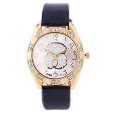 лучшая цена Dqg Ms Smooth Bright Belt Quartz Watch Digital Scale Dian Zuan Case Fashion Leisure Fashion Female Watch Montre Femme