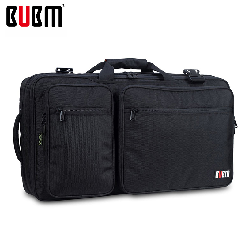BUBM portable bag for DDJ-SX,SX2,DDJ-RX controller bag DJ guys Single shoulder case for DDJ SX MIXER protection bag gears bubm bag fortraktor kontrol s8 protection bag gears portable bag dj controller bag gear case bag