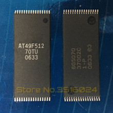 Free Shipping AT49F512-70TU  10PCS free shipping 10pcs ad8402a