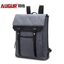 Slim laptop backpack Business Lightweight Nylon Water Resistant Multipurpose Shoulder Notebook backpack up to 15inch light Grey