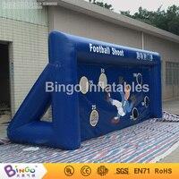 inflatable football shooting soccer goal soccer kicking gate game L6mxH3m for children kids BG G0017 Bingo sport games toy