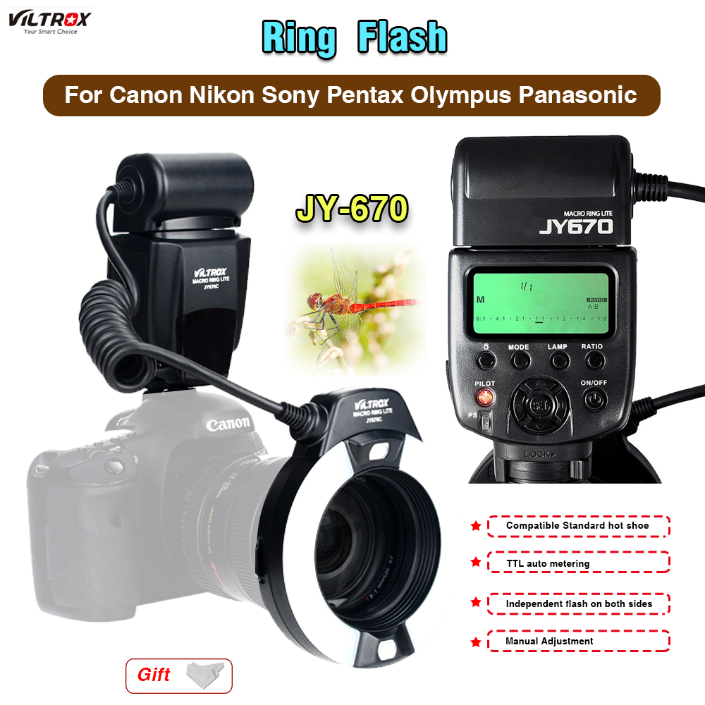 Universal Protective Abs Hot Shoe Cover For Nikon Canon Olympus Bubble Spirit Level Pentax Panasonic Macro Ring Flash Speedlite Viltrox Jy 670 Photography