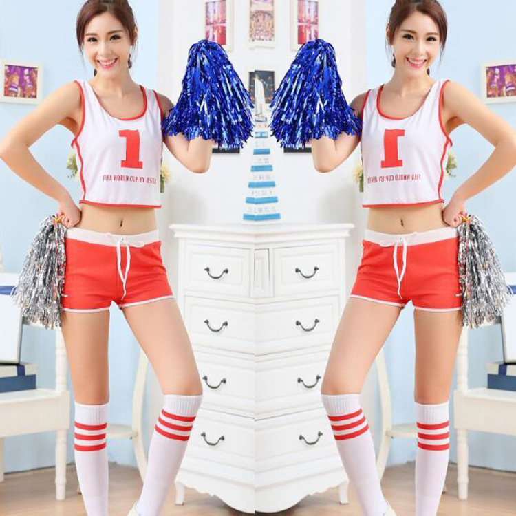 Training Cheerleaders Costume Game Women Cheerleader Costume Ladies Women Sexy Adult Student Uniform Game School Girls Sport Dre