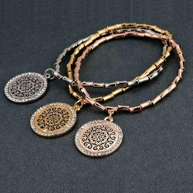 Фото toucheart хрустальные браслеты ручной работы и с камнями для