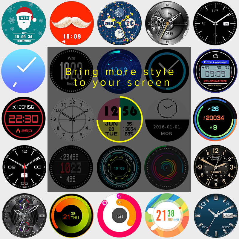 Image 5 - Zeblaze THOR 4 Flagship 4G LTE GPS SmartWatch Android 7.0 MTK6737 Quad Core 1GB+16GB 5.0MP 580mAh 4G/3G/2G Data Call Watch Men-in Smart Watches from Consumer Electronics
