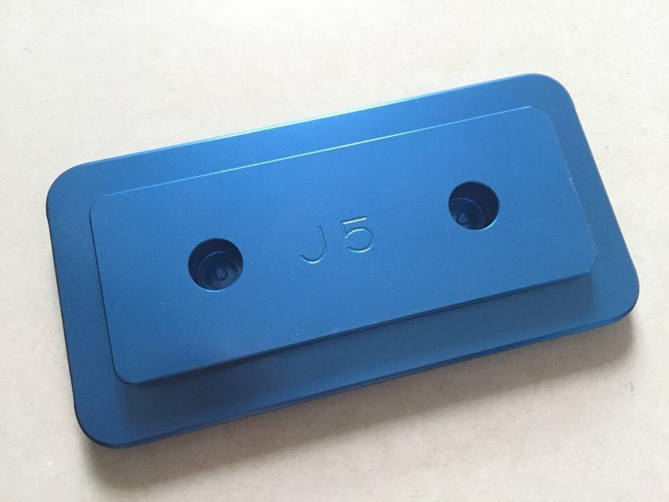 3-ші телефондық қаптамада samsung J5 - Мобильді телефондарға арналған аксессуарлар мен бөлшектер - фото 1