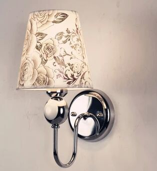 Simple And Modern Fabric Wall Lamp For The Living Room Hallway Bedroom Home Hotels