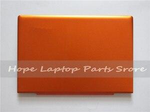 New/Orig Orange back cover For lenovo U330P laptop LCD back cover back shell A cover orange YDMA3CLZ5LC LV703C500041