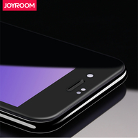 0 26mm Anti Blue Ray Tempered Glass For 4 7inch IPhone 6 6S Screen Protector Full