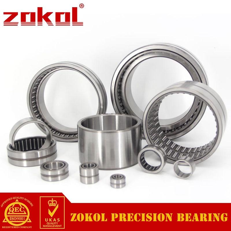 ZOKOL bearing NKI32/20 Entity ferrule needle roller bearing 32(35)*45*20mm na4910 heavy duty needle roller bearing entity needle bearing with inner ring 4524910 size 50 72 22