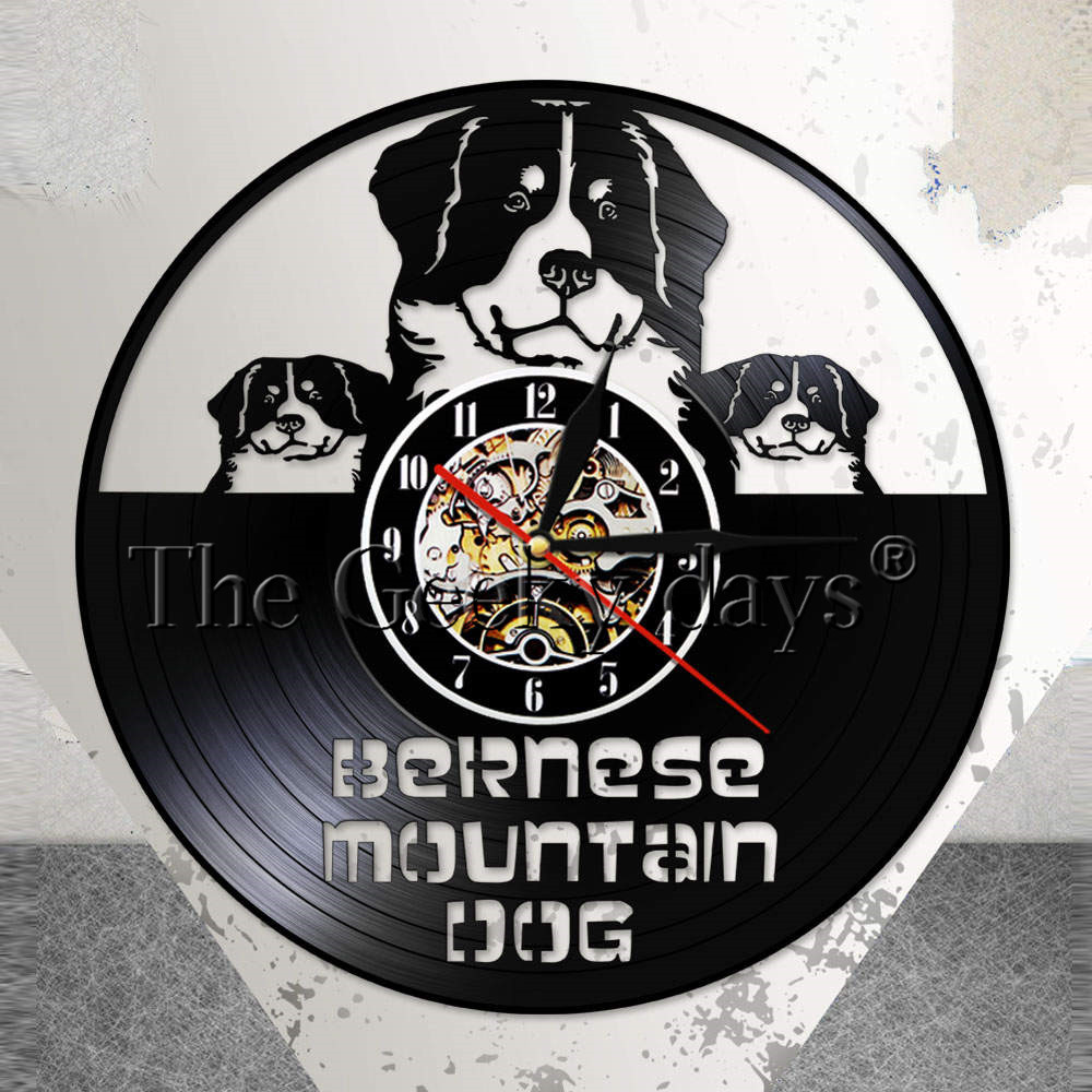 Greater Bernese Mountain Dog Design