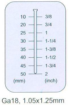 SAT1607 F50B õhkküünepüstol - pneumaatiline naelapüstol - - Elektrilised tööriistad - Foto 2