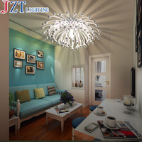 Z Milan Italy Lighting Lamps Modern Creative Novelty Livingroom Bedroom Lights Chrysanthemum Ceiling Lamp Wall Lamp