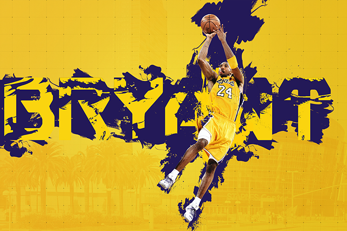 cut price 2016 new product kobe bryant sports posters free delivery