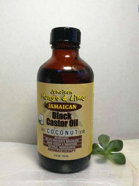 Sunny Isle Jamaican black castor oil hair growth oil 4oz