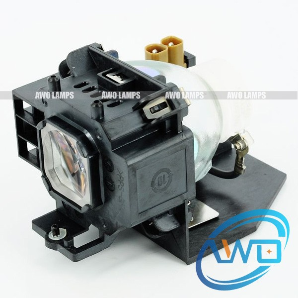 LV-LP32 Compatible bare lamp with housing for CANON LV-7280,LV-7285,LV-7380  projectors compatible bare bulb lv lp29 2542b001aa for canon lv 7585 lv 7590 projector lamp bulb without housing