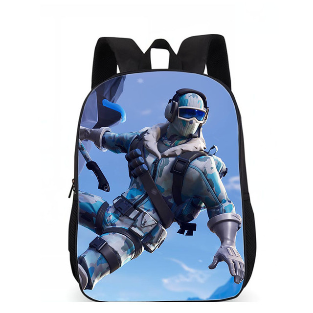 2019 Hot Sale New Battle Royale Printed Schoolbag for Teenager Boys and Girls Cartoon Character Backpack Child Mochila Schoolbag 1