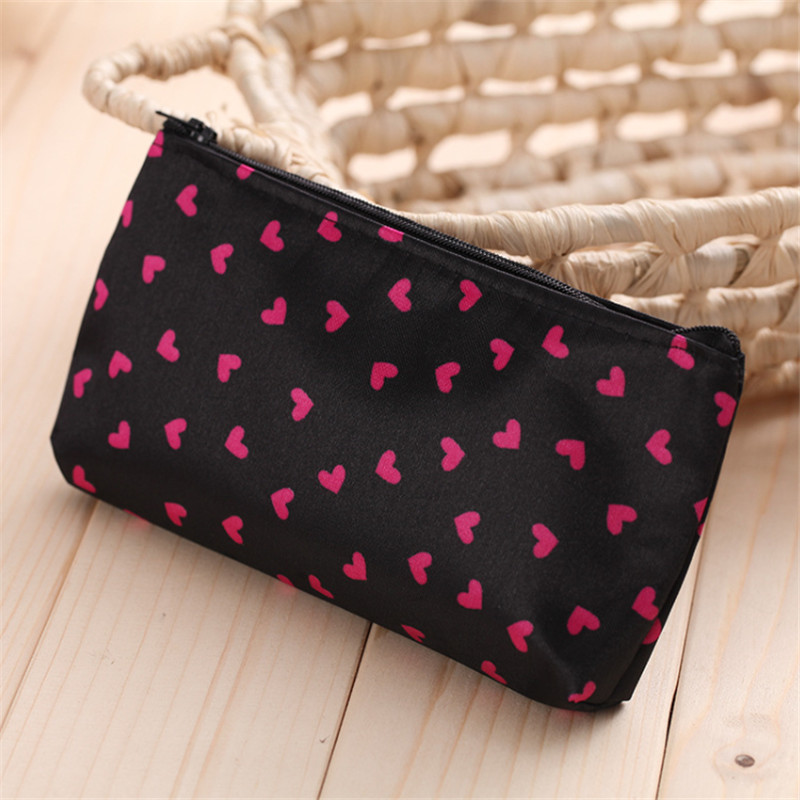 Woman Mini Cosmetic Bag Fashion Travel Make Up Bag Multi-Function Storage Bags For Outdoor Traveling Case Bag Travel Organizer